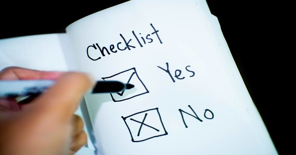 The Complete Digital Marketing Checklist For 2018